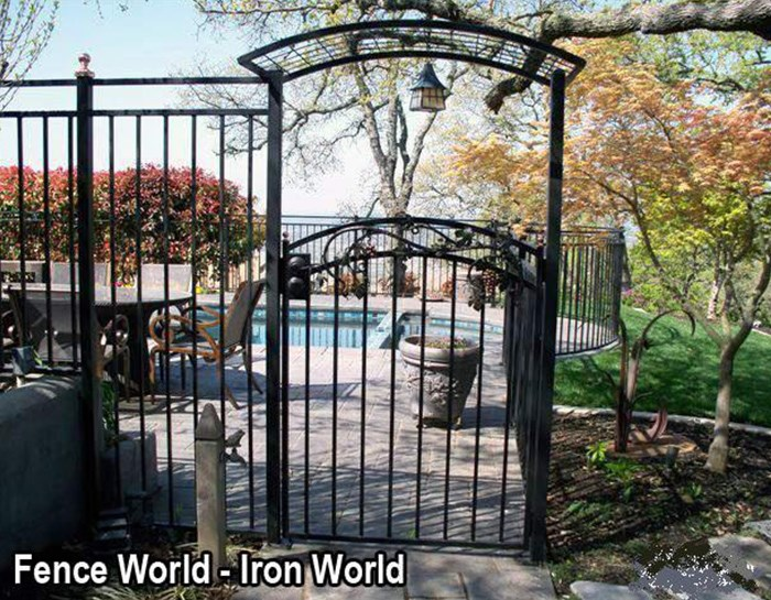 Fence World Iron World