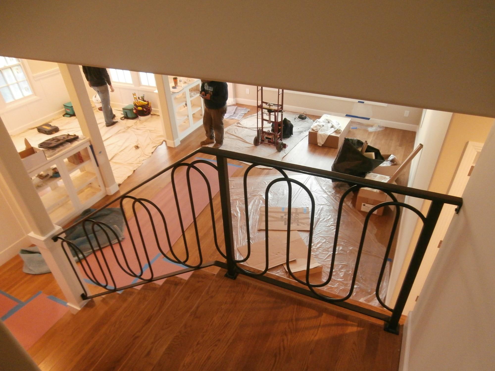 Railing   Interior   #2